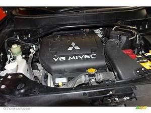 2007 Mitsubishi Outlander Xls 3 0 Liter Sohc 24 Valve