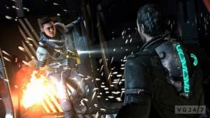 Dead Space 3 Screenshots Show Necromorphs Weapons Cool