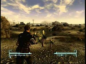 Fallout New Vegas Gameplay Footage 2 Xbox 360 YouTube