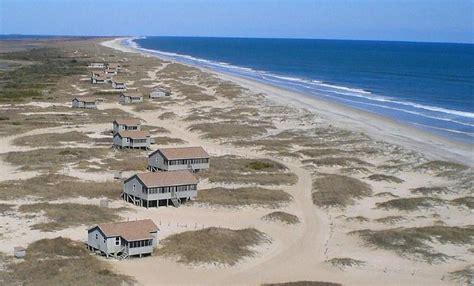 cape lookout national seashore cabin rentals
