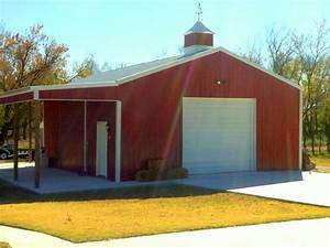 meadow39s buildings check out photos from oklahoma39s With 20x40 pole barn cost