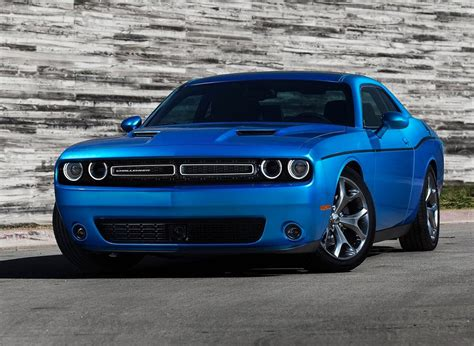 EPA All But Confirms AWD Dodge Challenger   95 Octane