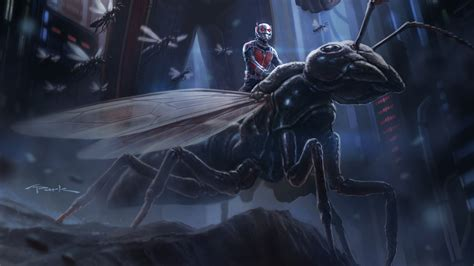 ant man artwork wallpapers hd wallpapers id