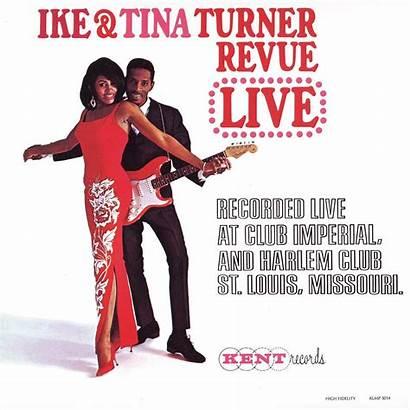 Tina Turner Ike Revue Album 1964 Funeral