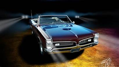 Cars Classic Wallpapers Muscle American Gto Pontiac