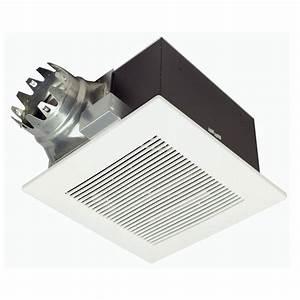 panasonic whisperceiling 190 cfm ceiling exhaust bath fan With panasonic bathroom fans home depot