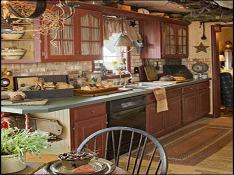 Kitchen Theme Ideas For Decorating, Willow Tree Primitive Kitchen Cabinets Vancouver Pantry Cabinet Plans Decorative Knobs For Molding Maker Crystal Pulls Storage Inserts Free