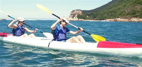 Boat Trip Knysna by Lagoon Kayaking Jamin Adventures