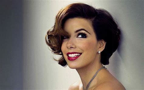 Eva Longoria Short Hair Picture
