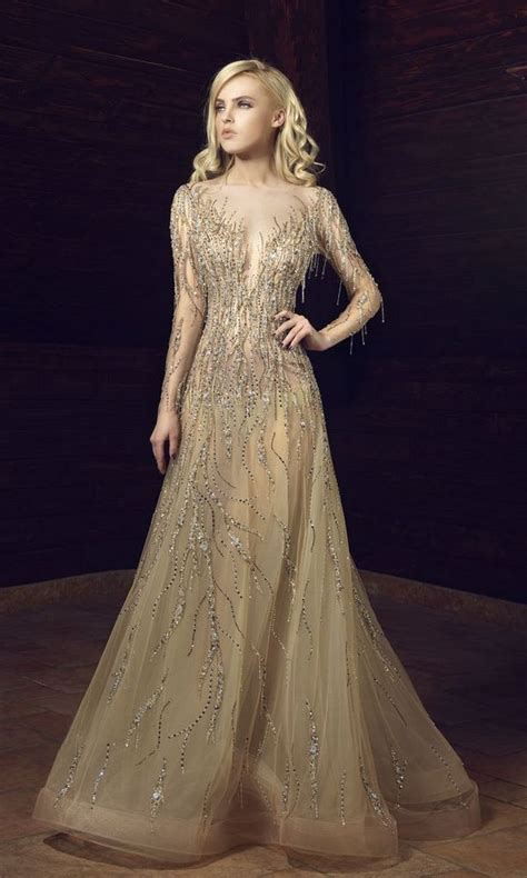 tony chaaya haute couture evening dresses  page