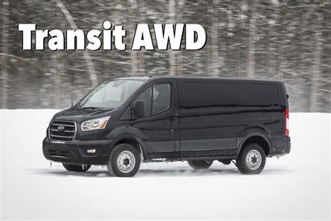 ford transit arrives packing  ranger raptor diesel