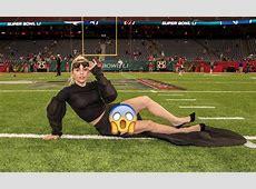 Lady Gaga Wardrobe Malfunction Super Bowl 2017