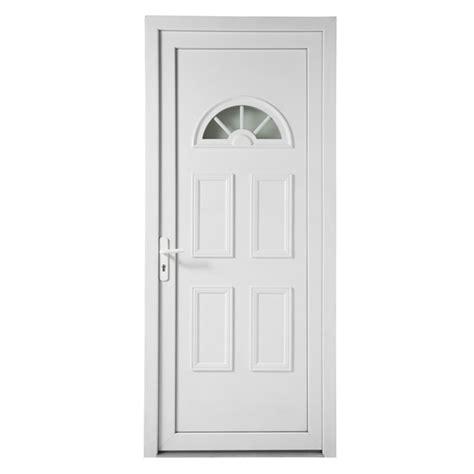 comment regler une porte d entree pvc porte d entr 233 e pvc 1 2 lune castorama