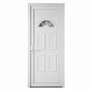 porte dentree demi lune depot menuiserie With porte de garage enroulable et porte intérieure 90 cm