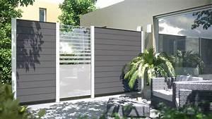 Gartenzaun Holz Weiß : garten sichtschutz holz weiss ~ Sanjose-hotels-ca.com Haus und Dekorationen