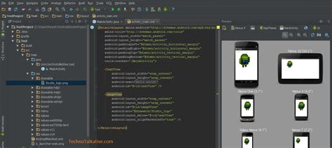 android studio introduction to android studio