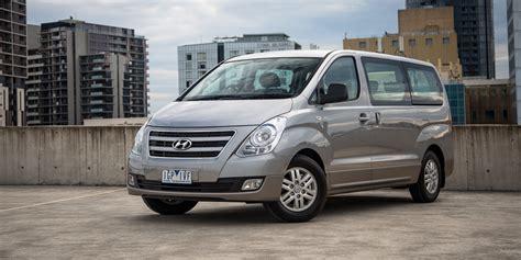 2016 Hyundai Imax Review  Photos Caradvice
