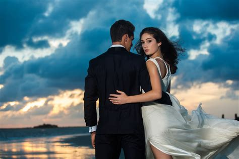 wedding couple  beach hd love  wallpapers images