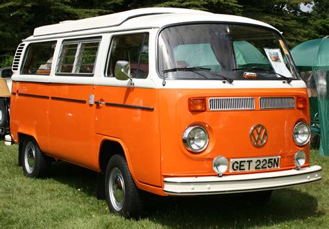 Buses, Vw Vans And Vw Camper Vans