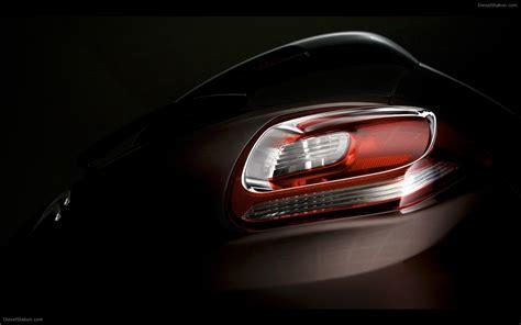 Citroen Ds Inside Concept 2009 Widescreen Exotic Car Image