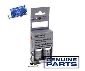 audi genuine paint touch up pencil brilliant black ly9b a2 y9b ebay