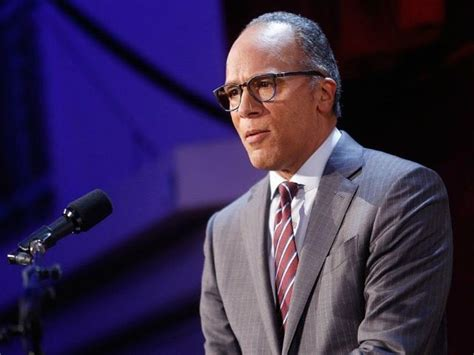lester holt nbc debate presidential robert trump eyeglasses getty anchor topics announced questions don robinson thos marc buoniconti fund clinton