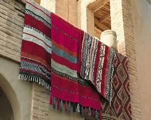 Tapis Scandinave Maison Du Monde : des tapis color s motifs en coton et laine maison du monde ~ Nature-et-papiers.com Idées de Décoration