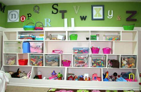 Organize Your Children's Playroom