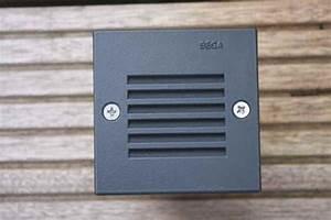 Wandeinbauleuchten Für Treppen : quadratische wandeinbauleuchten blendfrei f r au en von beg ~ Watch28wear.com Haus und Dekorationen