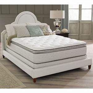 Spring air premium collection noelle pillow top king size for Best pillows for king size bed