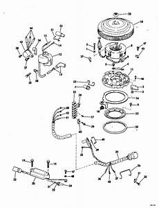 1971 Mercury 50 Hp Wiring Diagram