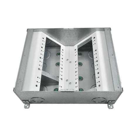 Wiremold Fsr Floor Box by Fl 500p Floor Box Bottom 4in Depth