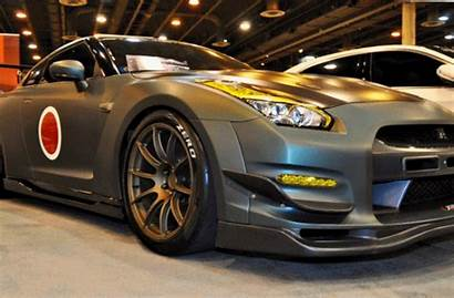 Zero Japanese Nissan Gt Paint Fighter Army