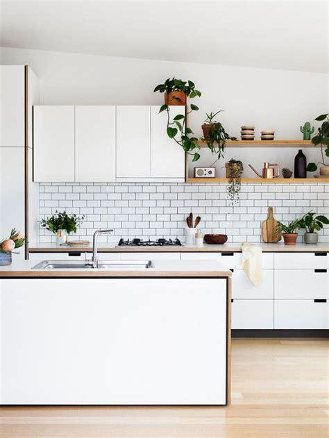 cuisine mur meuble blanc id 233 es d 233 co cuisine un choix de photos