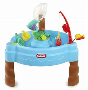 Table Jeux D Eau : jouet little tikes table jeux d eau fish n splah water ~ Melissatoandfro.com Idées de Décoration