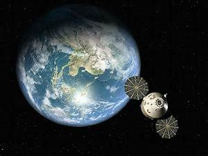 To the Moon and Beyond: New NASA Spacecraft Gets ...