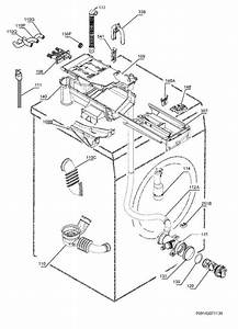 Aeg L75480wd  91460560500  Washing Machine Hydraulic