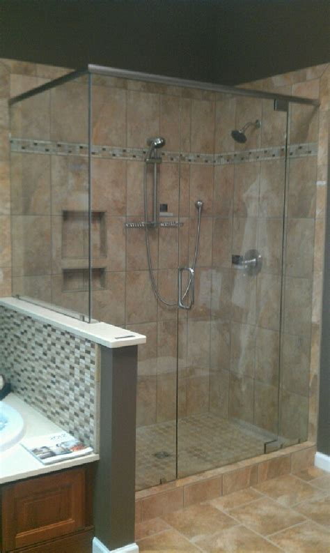 pic    shower    replace  garden tub