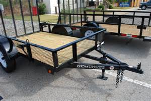 5 X 8 Utility Trailer for Sale