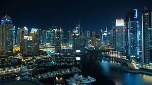 Amazing, Dubai, Marina, Wallpapers