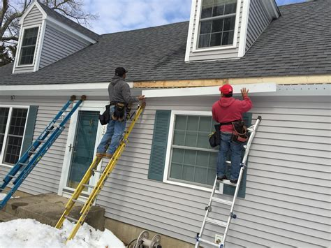 Gutter Repair Replacement Syracuse Commercial