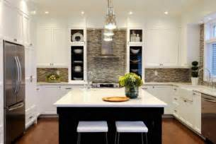 kitchen backsplashes for white cabinets contemporary mosaic tiles contemporary kitchen atmosphere interior design