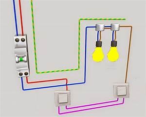 Le Va Et Vient : schema electrique maison ~ Dailycaller-alerts.com Idées de Décoration