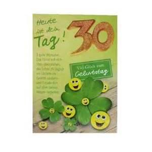 zum 30 geburtstag karte in geschenkidee kaufen sie zum günstigsten preis ein mit shopwahl de - Glã Ckwunschkarte Zum Hochzeitstag
