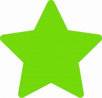 Star Stars Clipart Clip Lime Clker Vector
