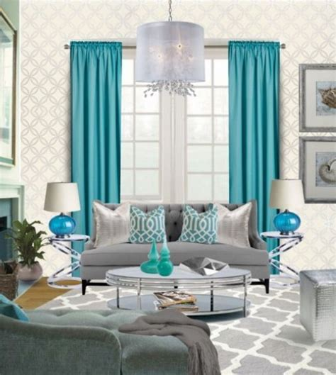 Teal Blue Living Room Decor by 17 Best Ideas About Living Room Turquoise On Pinterest