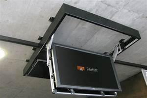 Elektrische Tv Deckenhalterung : slimline tv deckenlift tv deckenlift ~ Orissabook.com Haus und Dekorationen