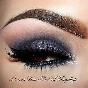 Dark Blue Smokey Eye | www.pixshark.com - Images Galleries ...