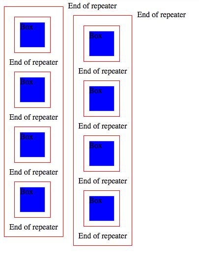 angularjs recursive template directive javascript using ng repeat start and ng repeat end with