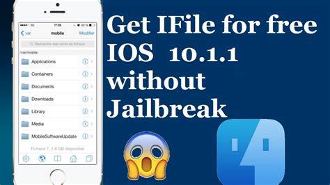 Ifile Ios 10